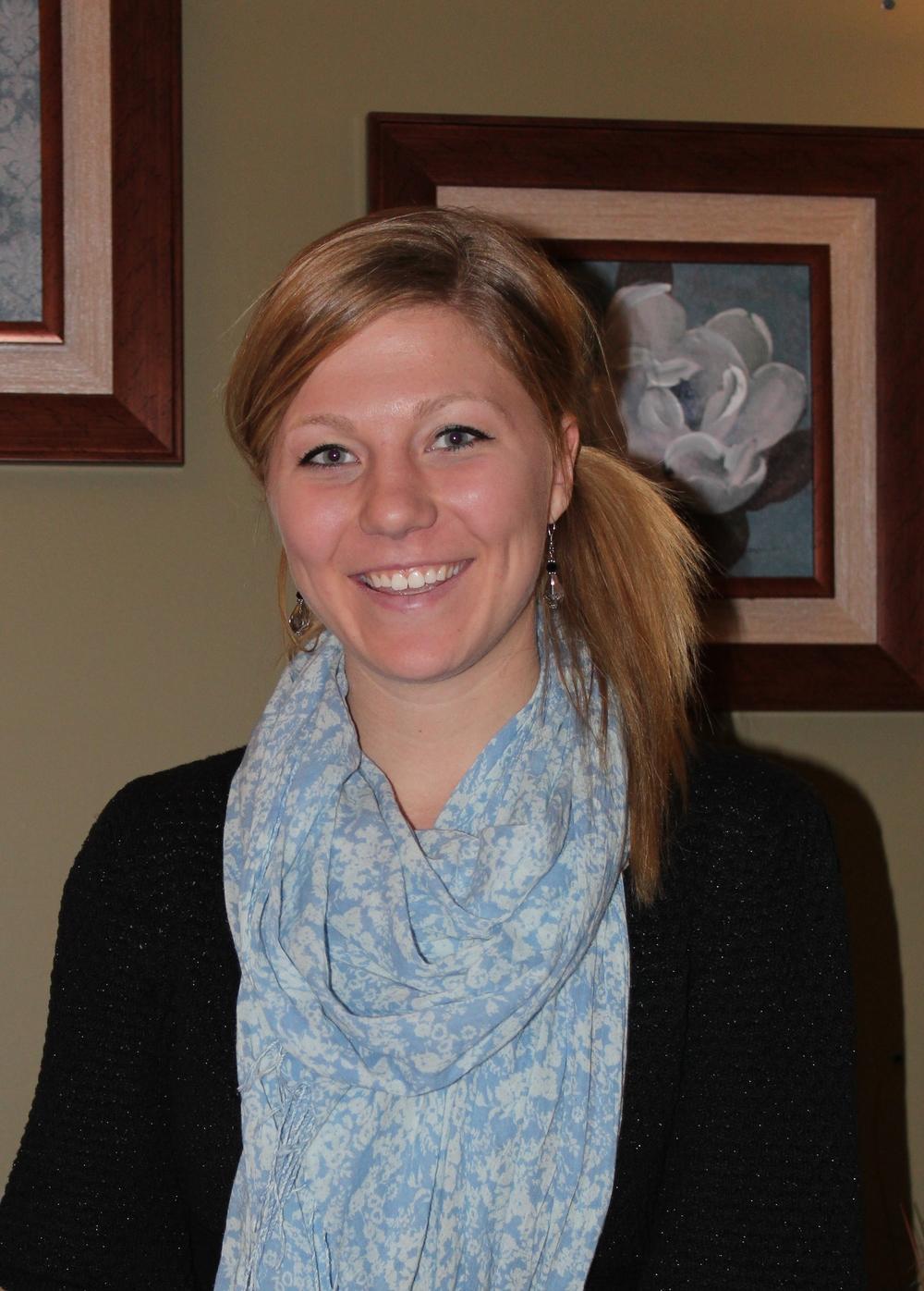 Brittney Kiefer - Student Wellness Coordinator