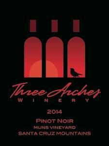 NEW! 2014 Muns Vineyard Pinot Noir