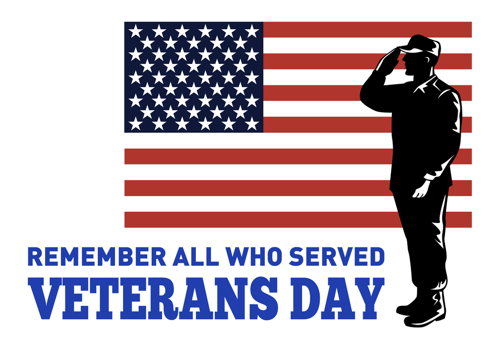 Thank you to all our vets!