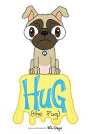 Hug (the Pug) tells the tale of a cute little pug who is on a quest for friendship, however, will his bladder problem prevent him from making friends? Look up W.L.Cripps on Facebook!