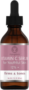 Vitamin C Serum 12%+ $9.39 2 fl oz (59 ml) Dropper Bottle