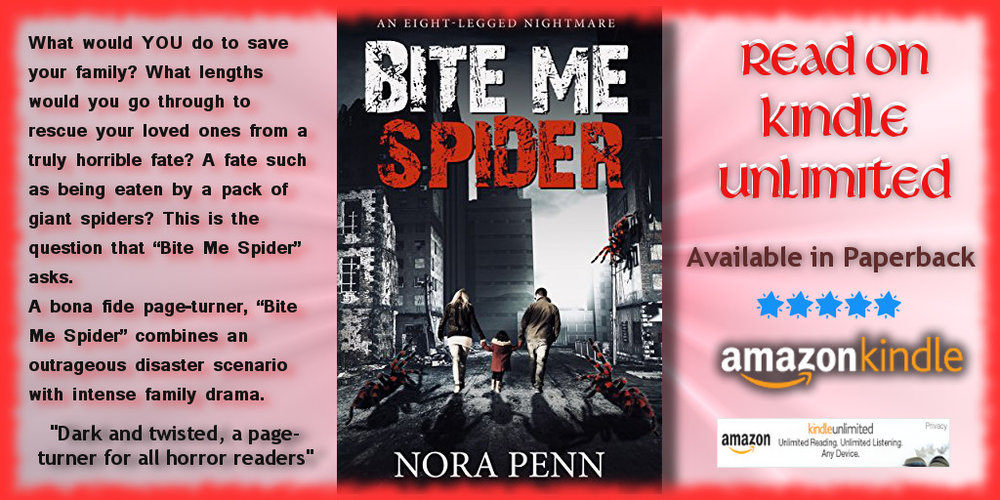 Bite Me Spider