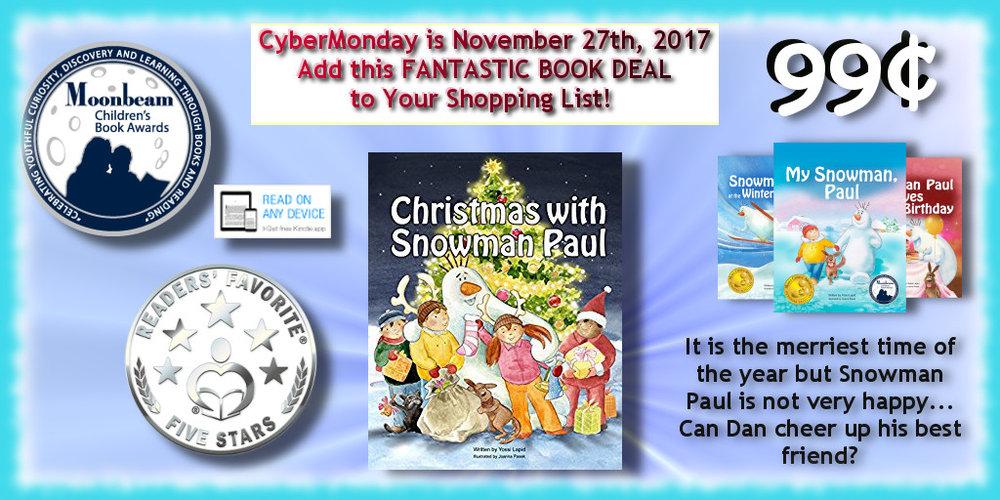 CYBERMONDAY-Christmas with Snowman Paul_DisplayAd_1024x512_Nov2017.jpg
