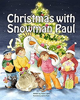 Christmas with Snowman Paul.jpg