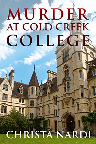 Murder at Cold Creek College (Cold Creek Mysteries Book 1).jpg