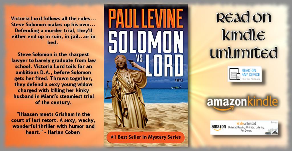 Blog Post ➡ #FREE #KindleUnlimited #BOOK ➡ Solomon vs