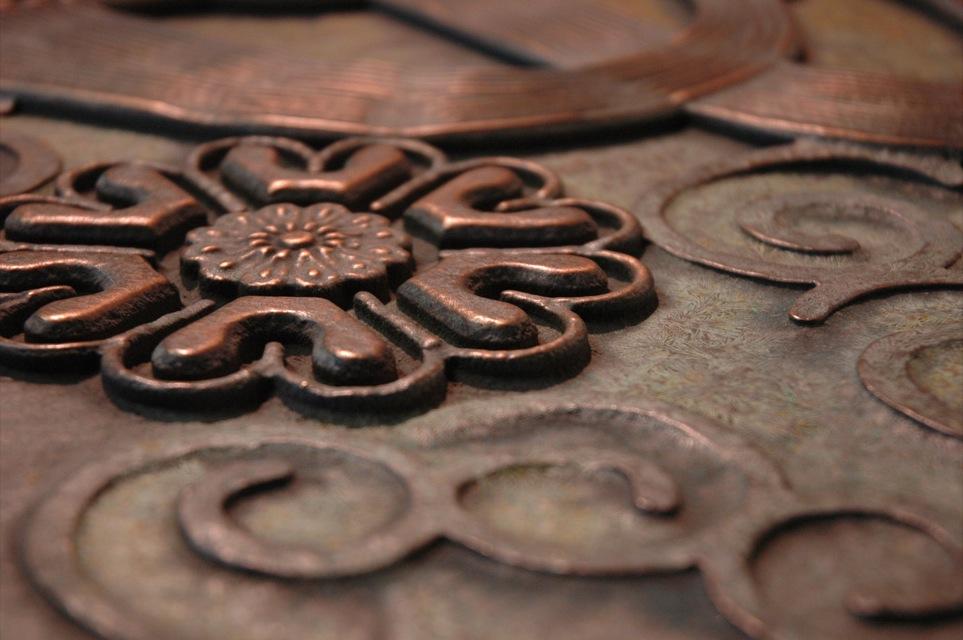Copper Psuedo Smooth Cast Verdigris | Custom