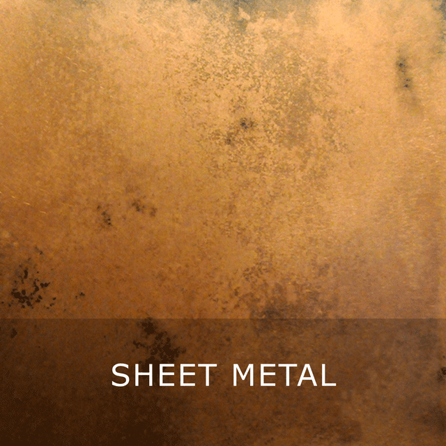Sheet Metal Axolotl