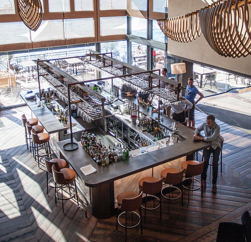Pier One Sydney Harbour Lobby Bar And Restaurant