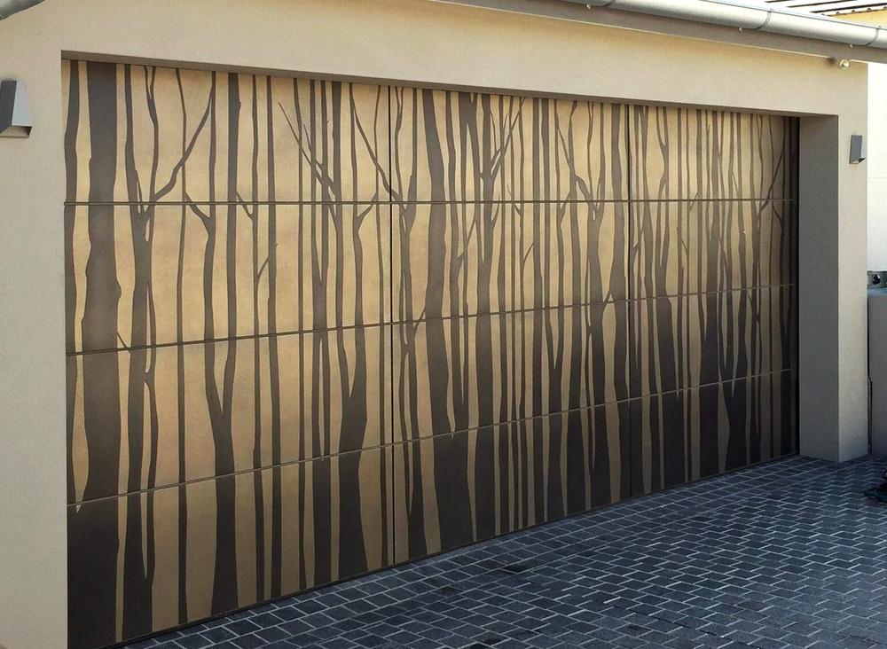 Nickel Lunar & Graphite Cast | Layered Woodland Design