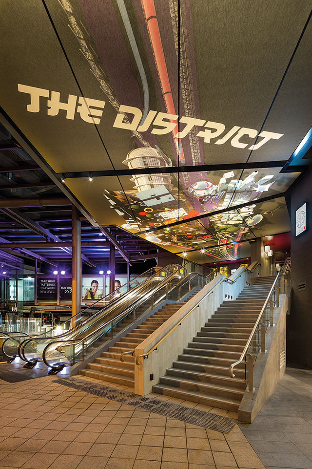 The District - Chatswood