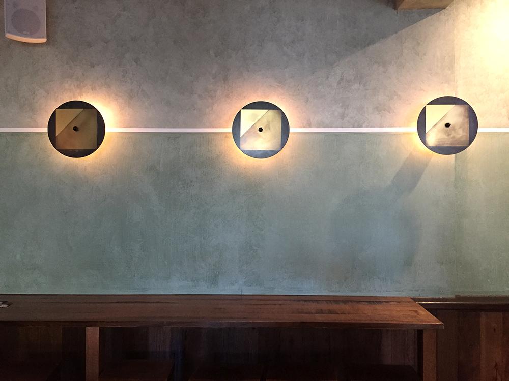 The Grand National | Brass Florentine Light Fixtures