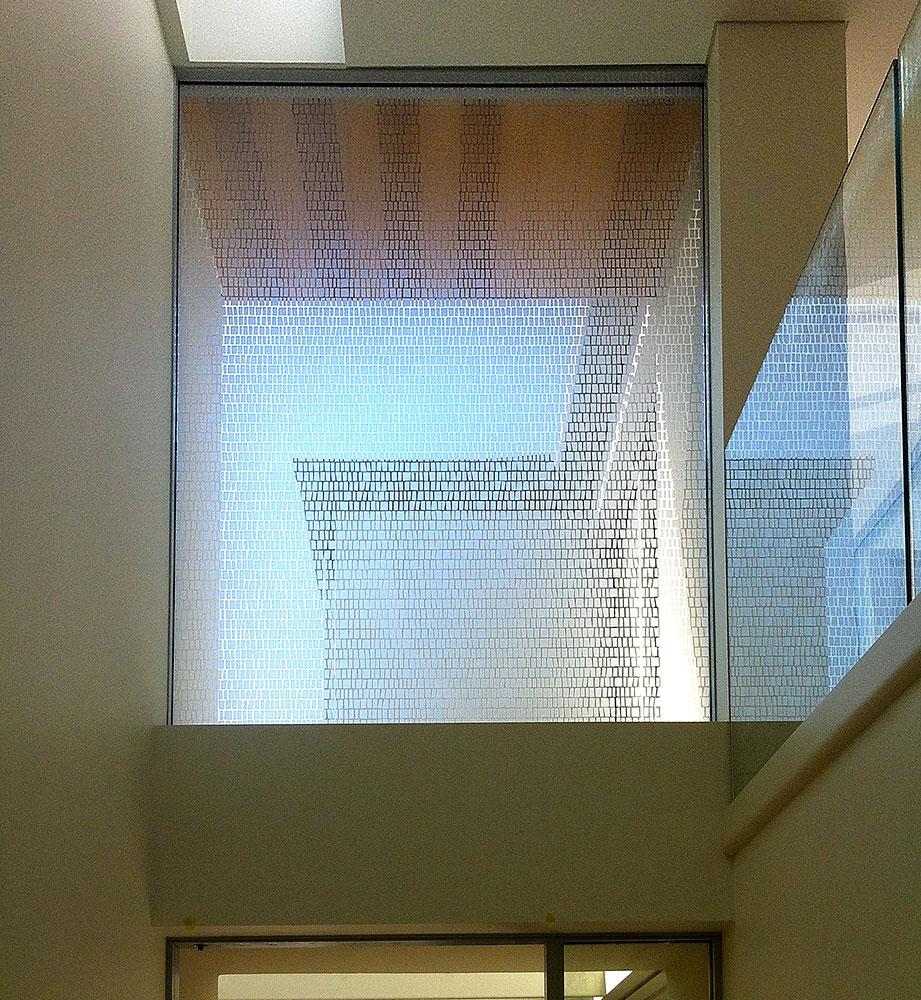Veil Glass   Mosaic
