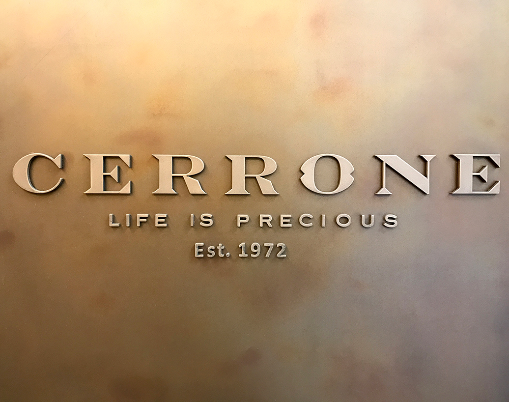 Cerrone | Bronze Smooth Pearl