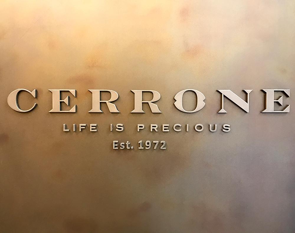 Cerrone | Bronze Smooth Pearl