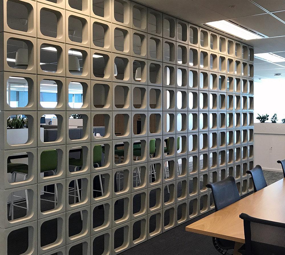 Besa Block Screens   Concrete Shale Cast