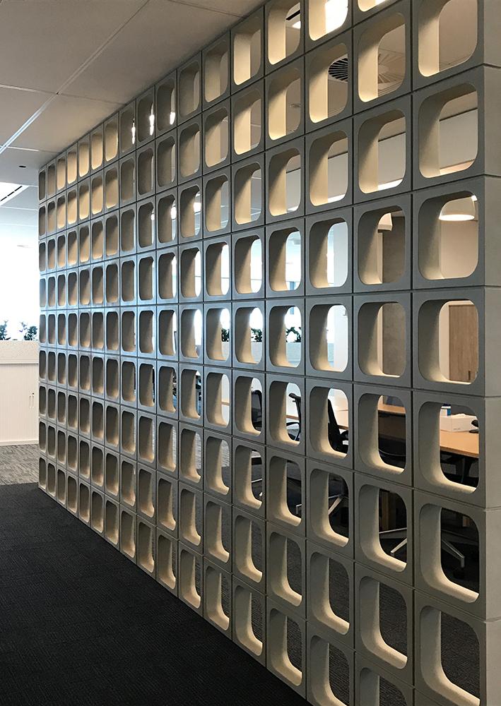 Besa Block Screens | Concrete Shale Cast