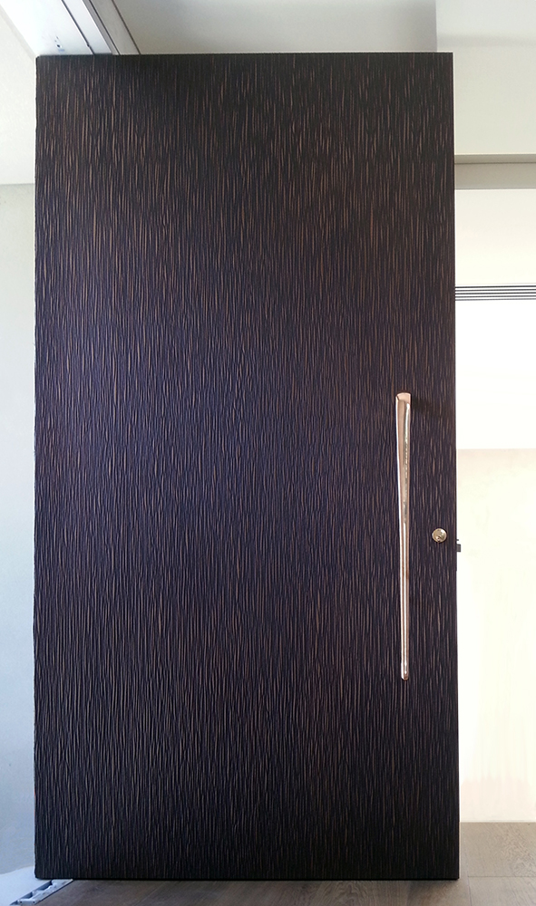 Cortex Door Bronze Florentine