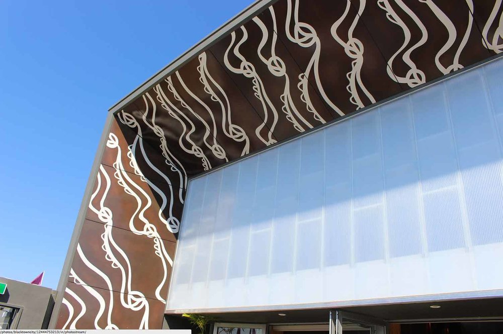 Bungaribee Community Centre | Treasury Bronze Pearl