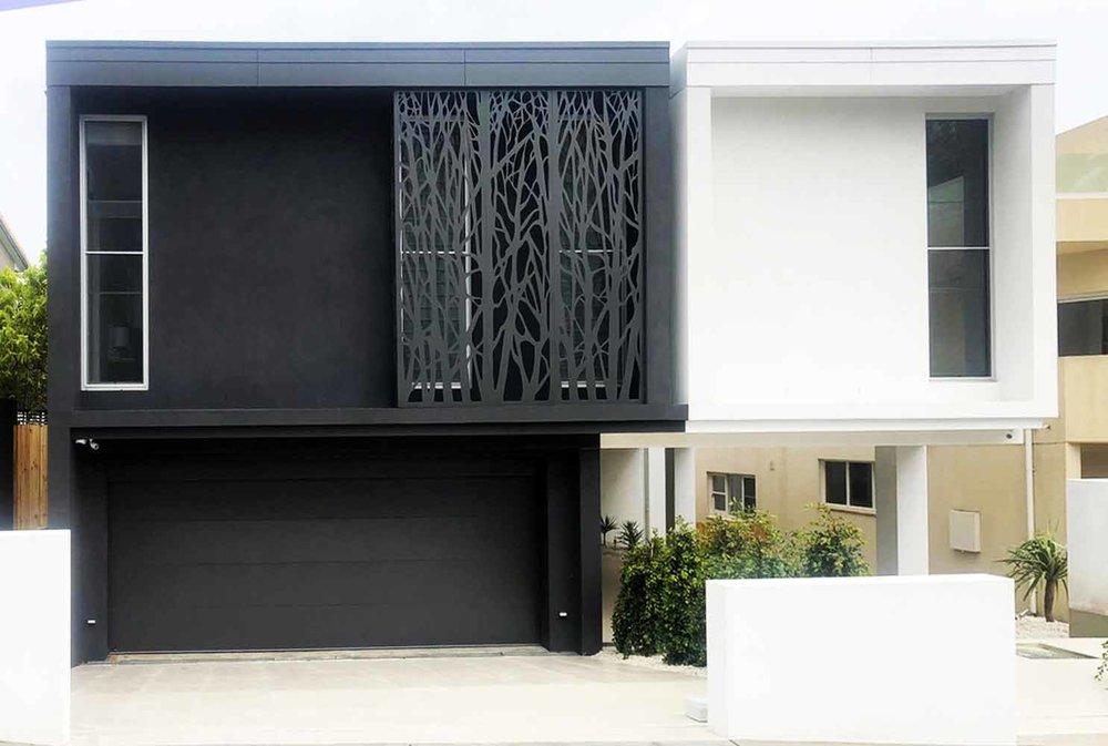 Mangrove Screen - Graphite Smooth