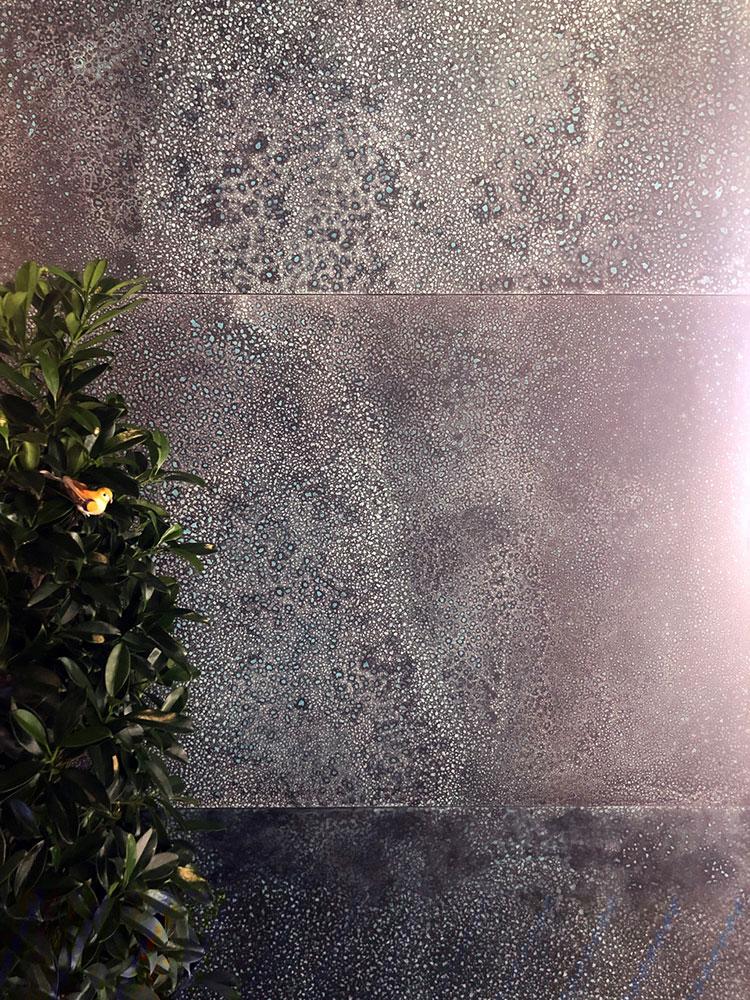 Treasury Bronze Lunar Verdigris & Florentine