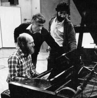 Art Lande, Gary Peacock, and Eliot Zigmund