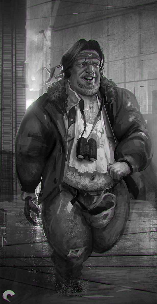 Creeper Sketch