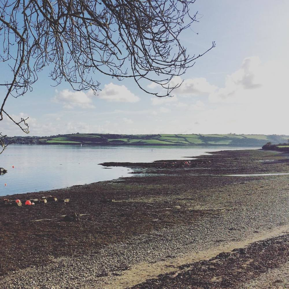 Mylor Morning Run