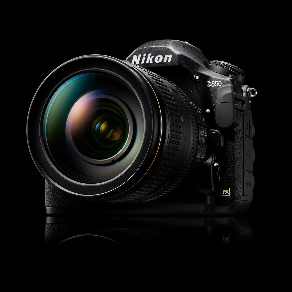 Nikon - We like to thank Nikon, Germany for providing us with their newest highend DLSR model D850 for certain shootings 2018. If you want to check it out go visit:www.nikon.de