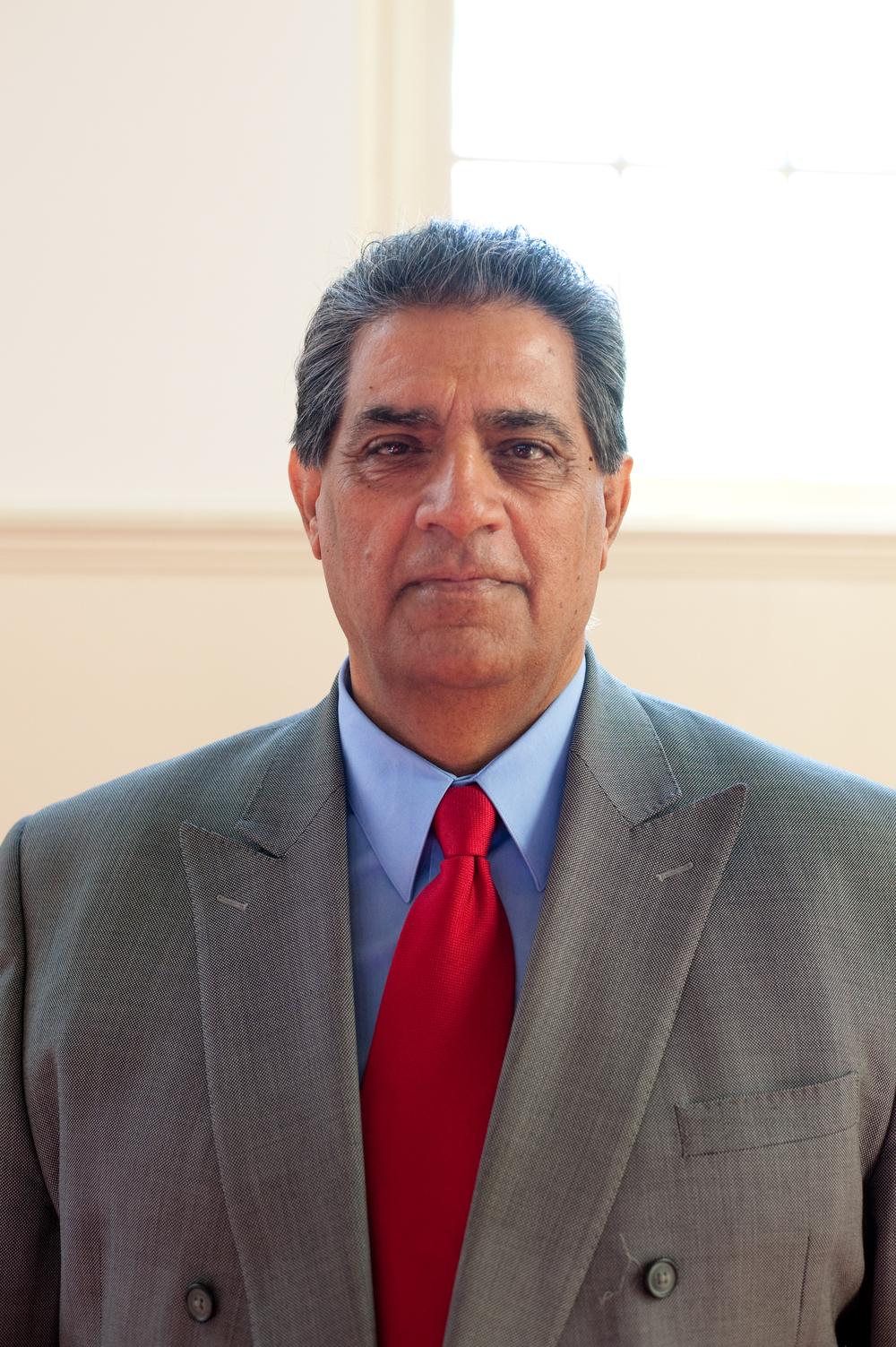 Pastor Asad Hashemi