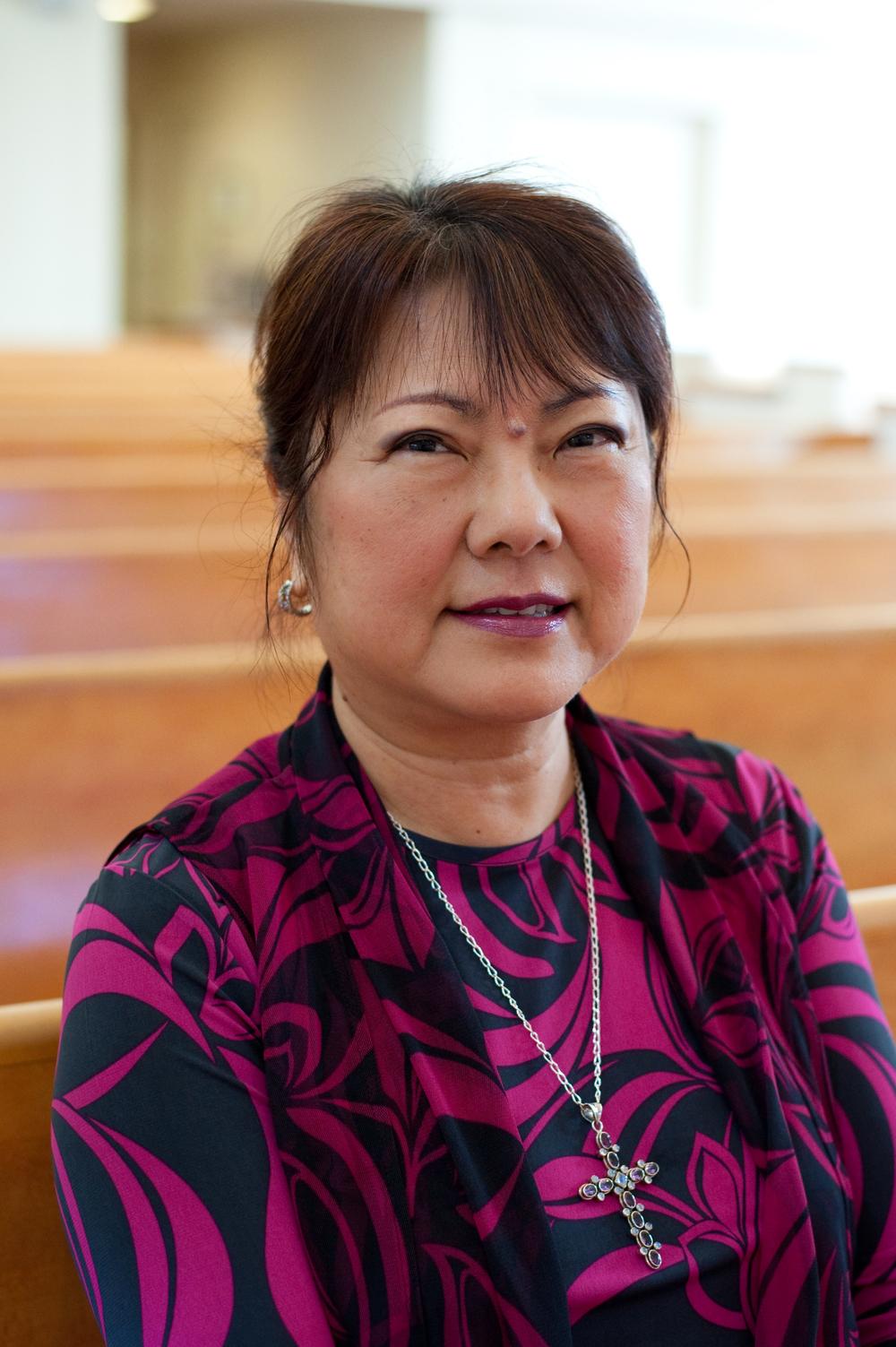 Pastor Jane Pan