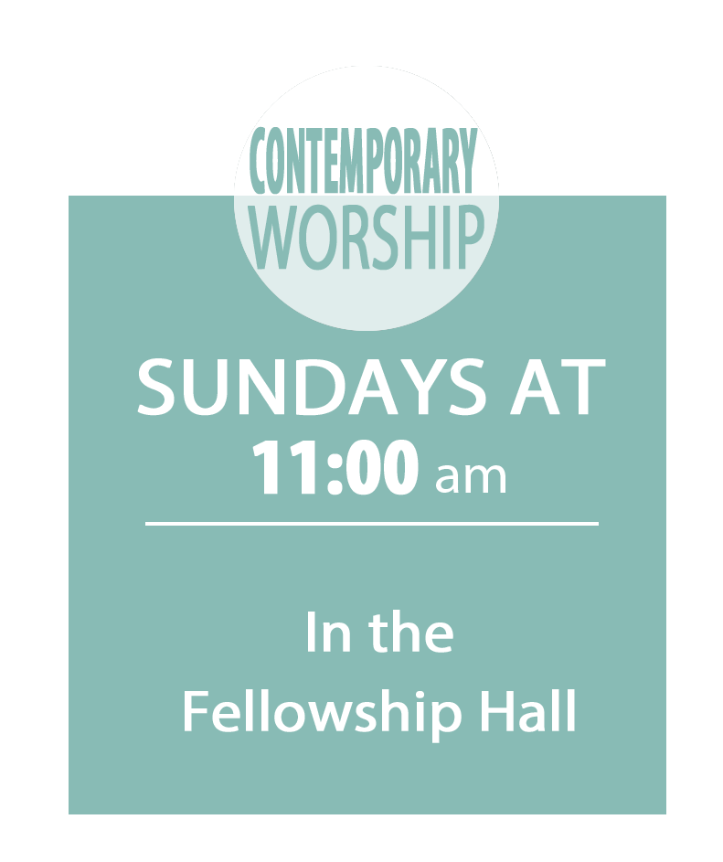 Contemporary Church Worship Services on Sunday Mornings at 11 in Raleigh, NC