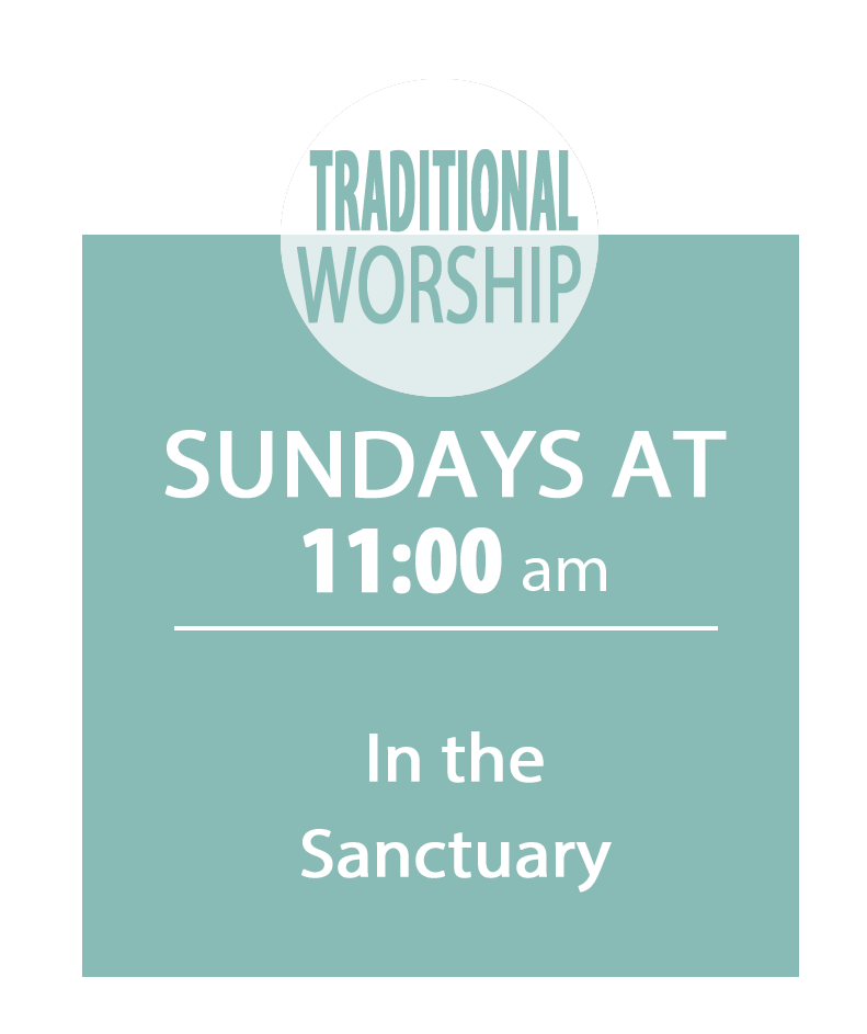 Join us for Traditional Church Worship Services on Sunday Mornings in Raleigh!