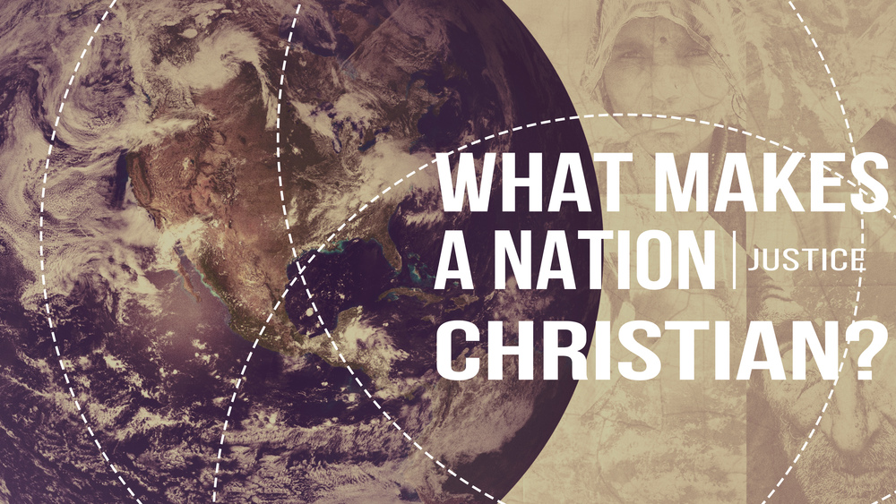 We spend so much time debating what qualities make a nation Christian or not. But have we ever really taken the time to consider God's requirements for such a nation? This 3-week series explores those requirements as found in Micah 6:6-8, imploring all nations to focus on: doing justice, loving mercy, and practicing humility.