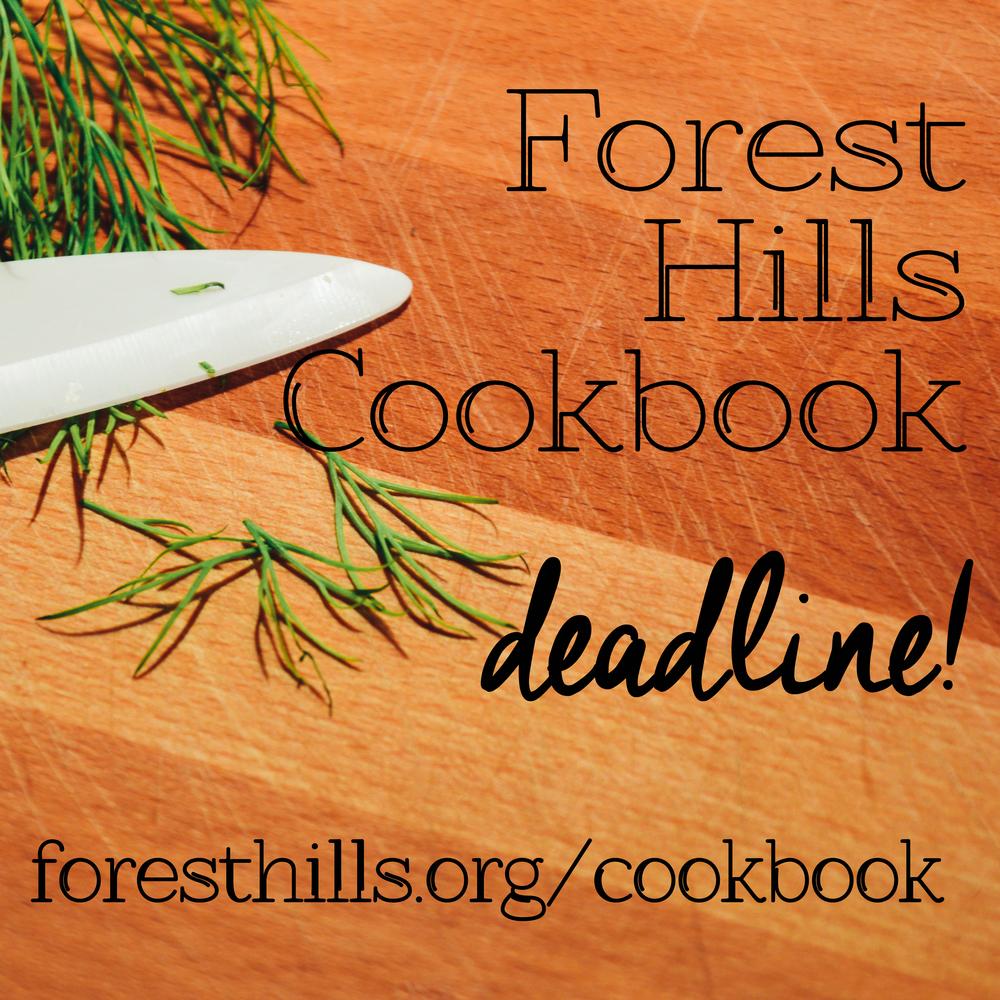 forest hills baptist church raleigh cookbook