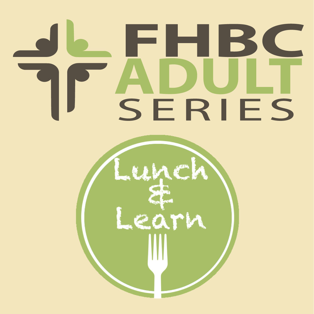 "FHBC Adult Series January Lunch and Learn- We would love for you to join us on 1/10 at 10:30 am in the Fellowship Hall for Lunch and Learn. Dr. Wilson Laney will be giving a talk entitled ""Who Hears the Fishes When They Cry? A Christians's Role in Public Trust Fish Conversation."" There are no reservations for this event, lunch will be provided for $5."