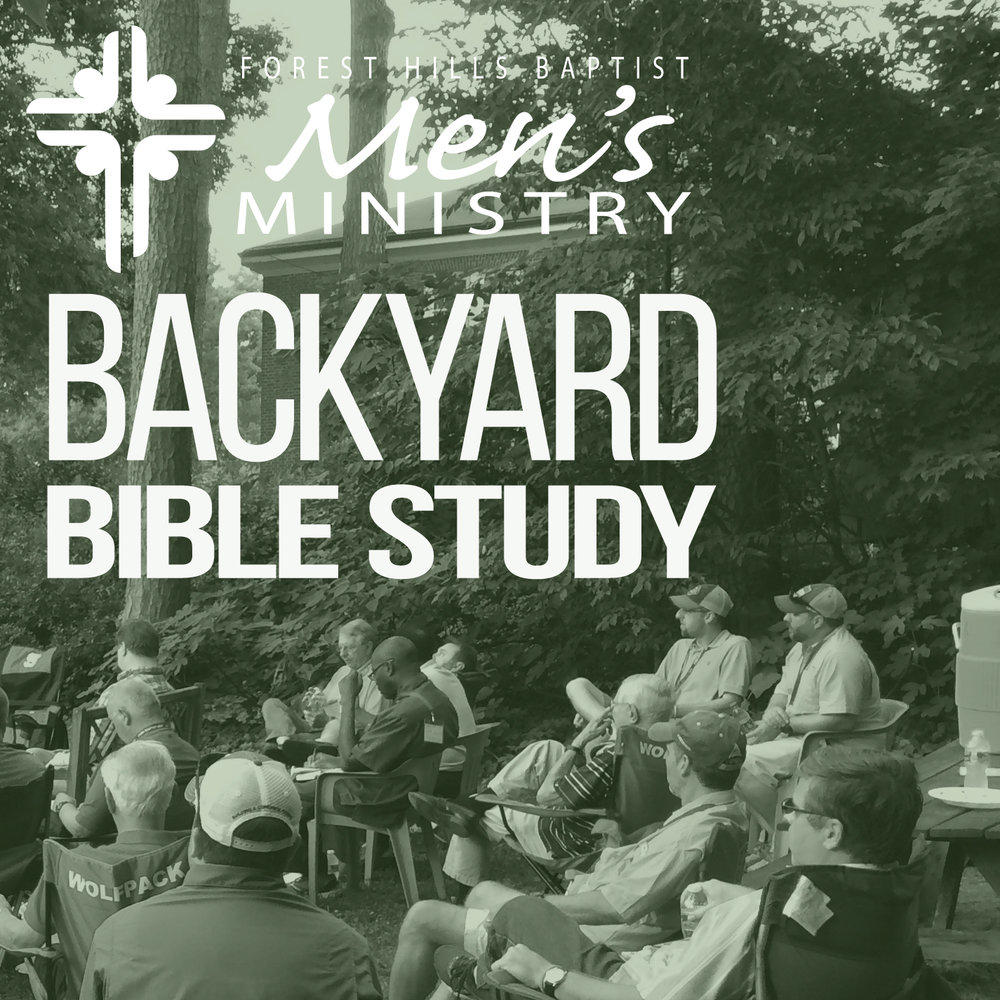 The Men's Summer Bible Study will meet at 7:00 pm on Wednesdays, from 6/21-8/2 (no meeting 7/5). Bring your Bible and a lawn chair to the backyard of the missionary house at 110 Shepherd St; rain location is the youth attic on the 3rd floor of the education building. Each week, a different church member will lead a study on the parables of Jesus.