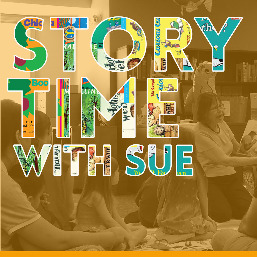 Preschoolers are invited to Story Time with Sue! Each week includes a story, snack, and activities. Children should be accompanied by an adult. Aug 1, 8, and 15 at 10:30am in the Gathering Place; RSVP to  andrew@foresthills.org .