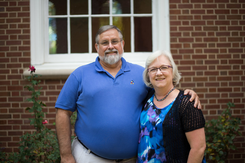 Mickey and Pam Scott - Our group meets in North Raleigh on Sunday afternoons beginning at 4:00 pm.  We leave the content of the group to God and invite anyone to attend.