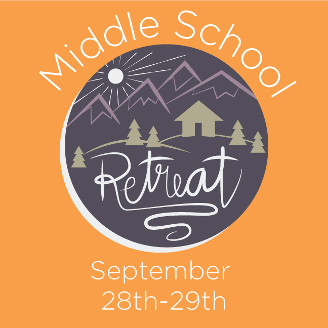 On September 28-29th our Middle schoolers will have their in town retreat. We'll be spending some time focusing on discipleship and service. We'll be staying at church member's houses, and working in the community. Our theme for the weekend is called The Greatest Show focusing on who God has made us to be, and what makes up our identity. Sign up at  foresthills.org/youth  to let us know you're coming.