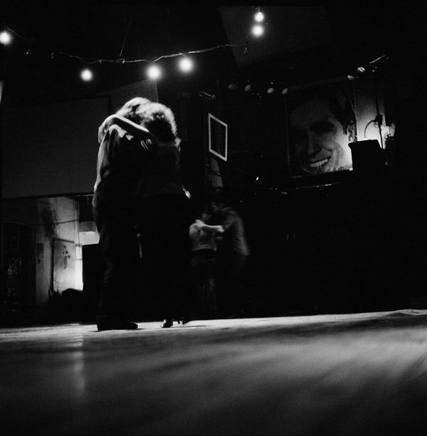 Late night tango