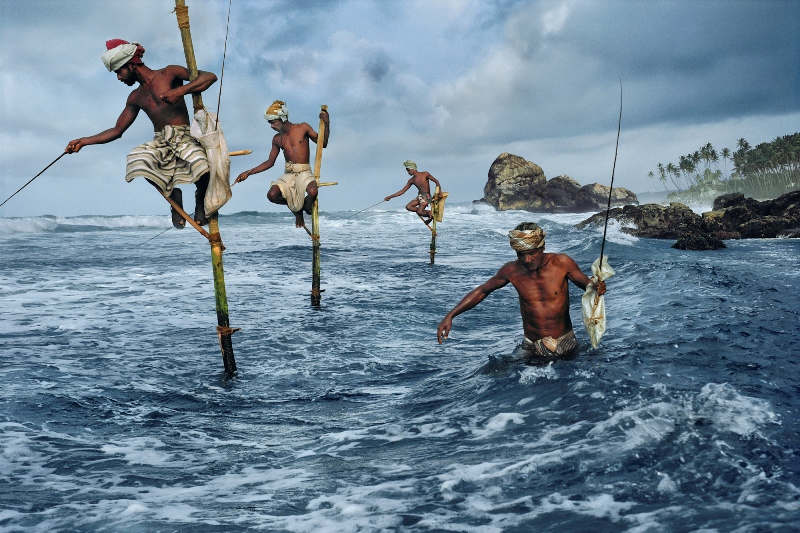 Sri Lanka.  Photo: Steve McCurry