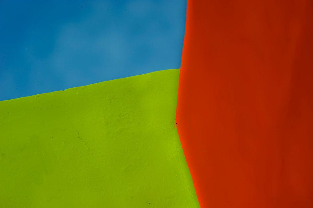 Mexican Colors.  Foto: Dan Young