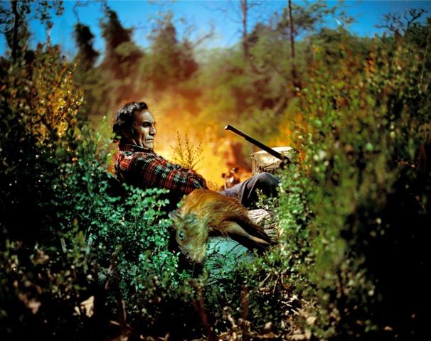 The Hunter. Foto: Alejandro Chaskielberg
