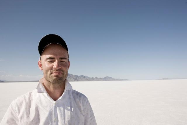 Portrett Erik Almås. Foto: Tom Hood