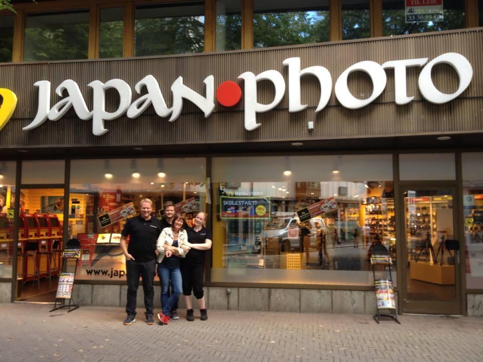 Japan Photo, Tønsberg