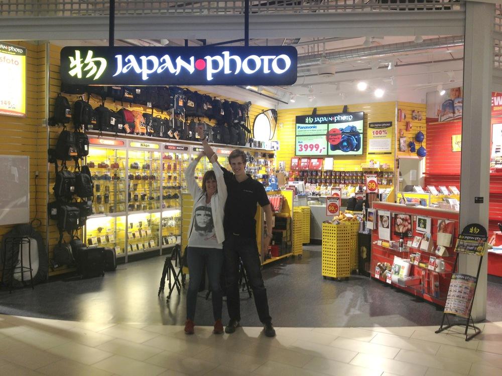 Japan Photo, Lambertseter