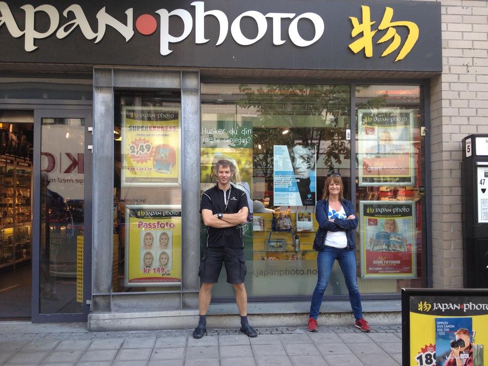 Japan Photo, Sandvika