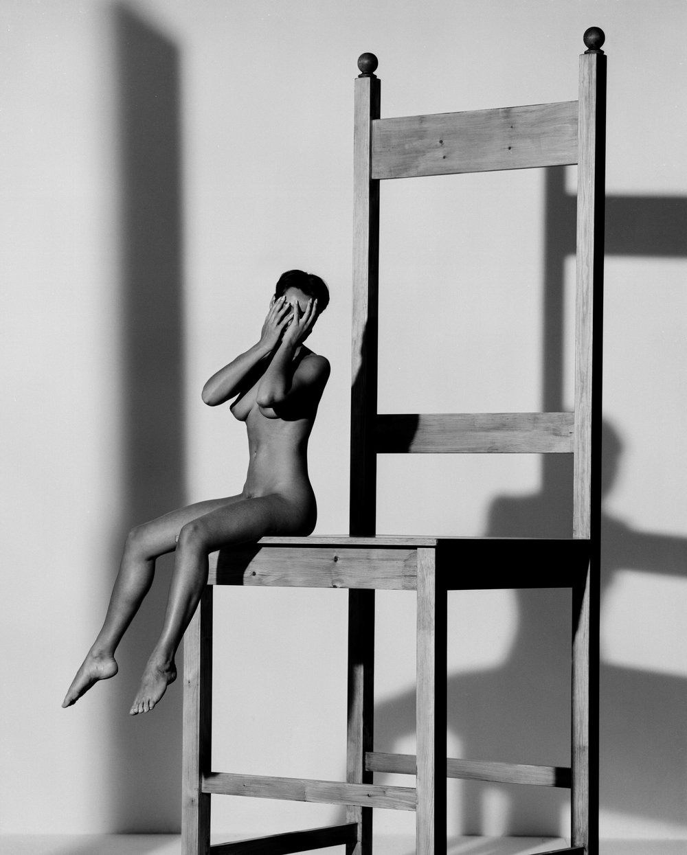 © John Swannell Chair series no2, 1991