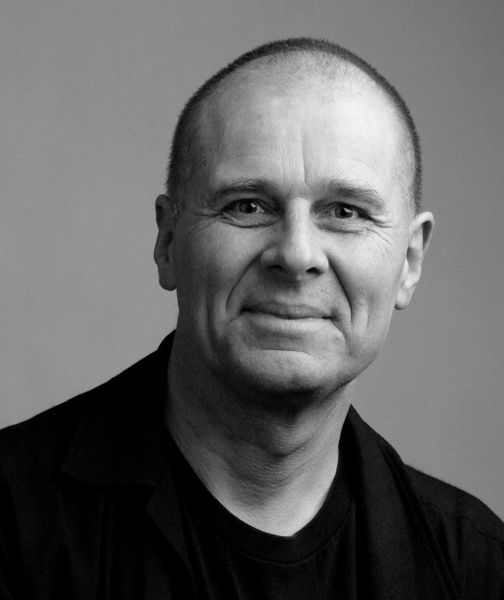 Portrait of Morten Løberg. (Photo: Anne Lise Flavik)
